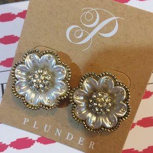 Plunder earrings